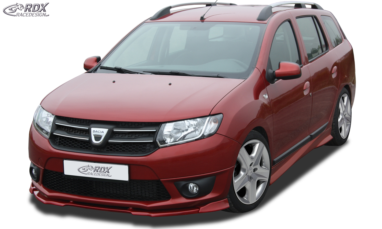exteri r dacia sandero 2 logan 2 p edn spoiler. Black Bedroom Furniture Sets. Home Design Ideas