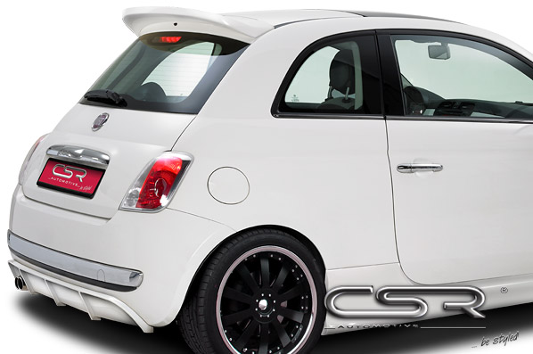 exteri r fiat 500 st e n k dlo hf435 csr tuning shop. Black Bedroom Furniture Sets. Home Design Ideas