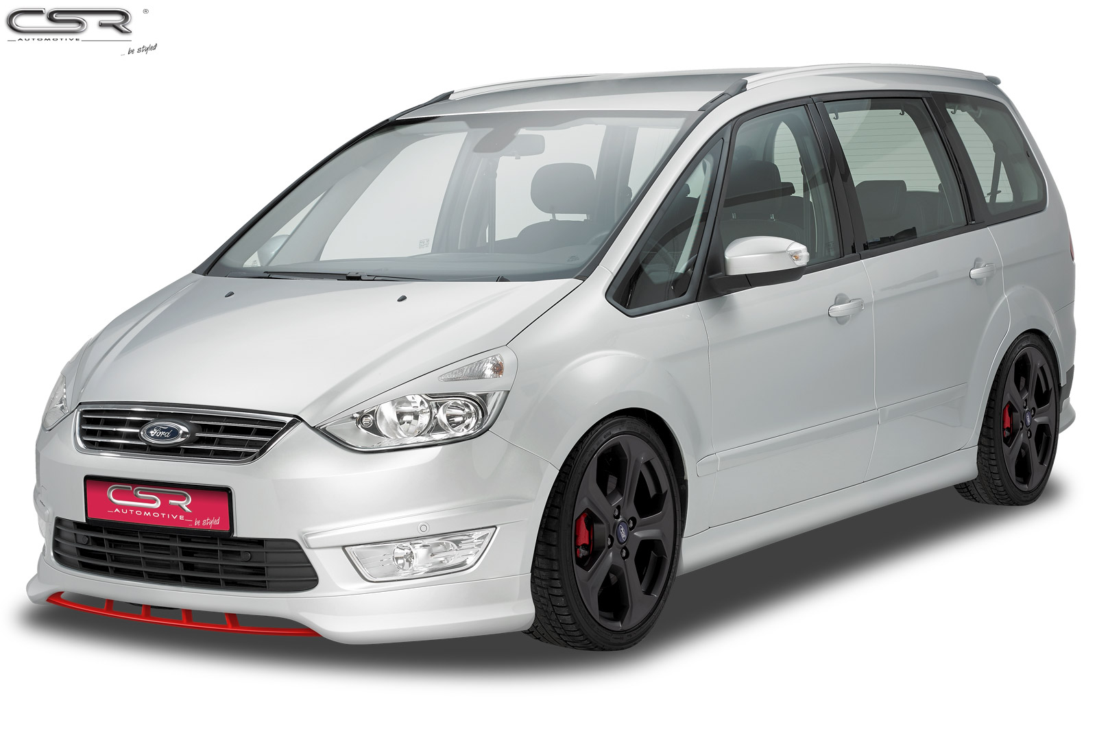 exteri r ford galaxy wa6 p edn spoiler fa222 csr tuning shop. Black Bedroom Furniture Sets. Home Design Ideas
