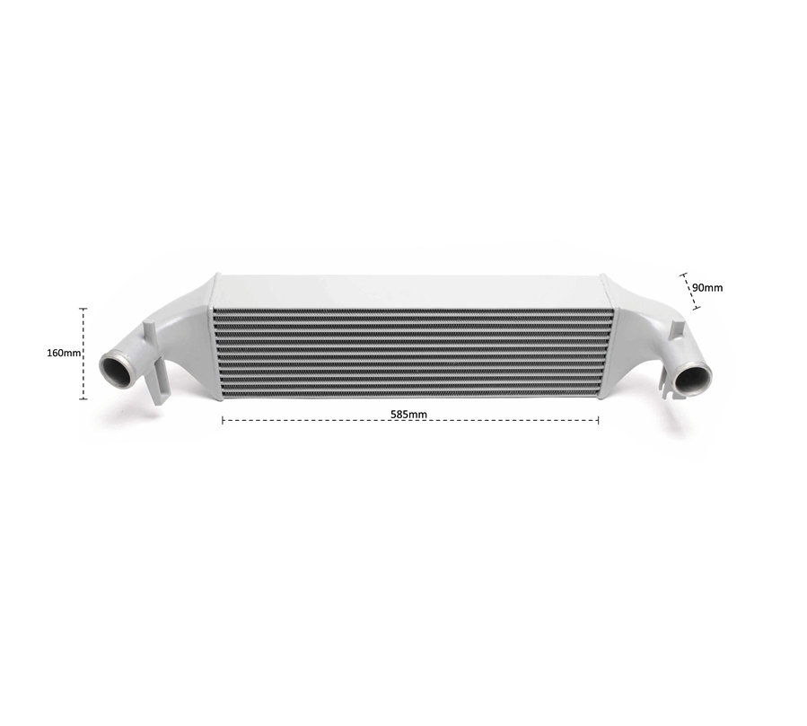 ŠKODA FABIA 2 - Intercooler KIT TA-TECHNIX