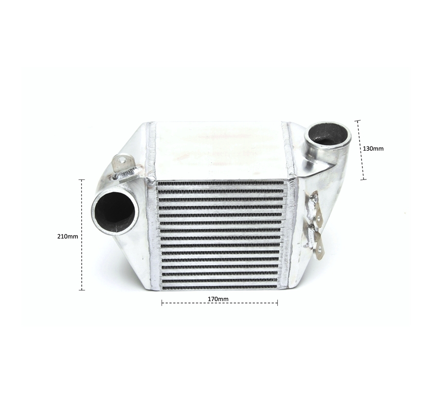 SEAT LEON 1M - Intercooler KIT TA-TECHNIX