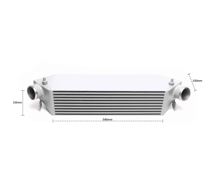 AUDI A3 8P - Intercooler KIT TA-TECHNIX