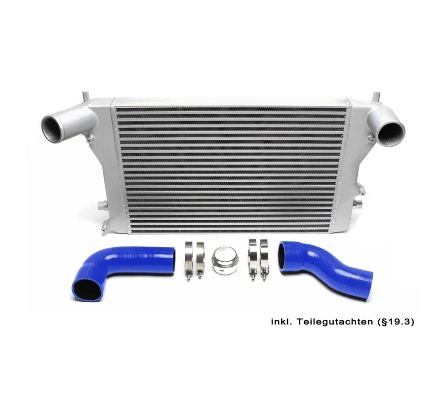 ŠKODA OCTAVIA 2 - Intercooler KIT TA-TECHNIX