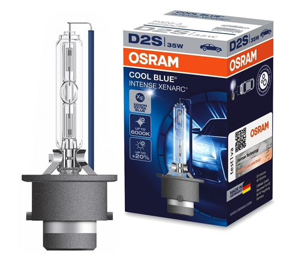 OSRAM XENON D2S 35W COOL BLUE INTENSE XENARC