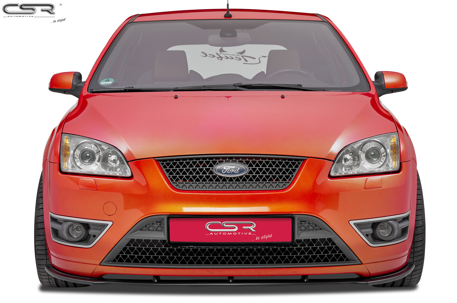 ford ford focus mk2 st p edn spoiler cup csr tuning. Black Bedroom Furniture Sets. Home Design Ideas