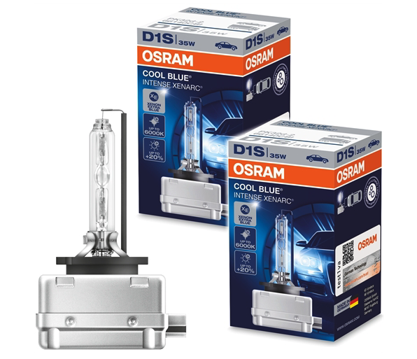 OSRAM XENON D1S 35W COOL BLUE INTENSE XENARC