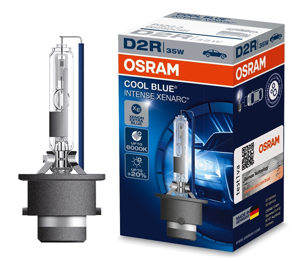 OSRAM XENON D2R 35W COOL BLUE INTENSE XENARC