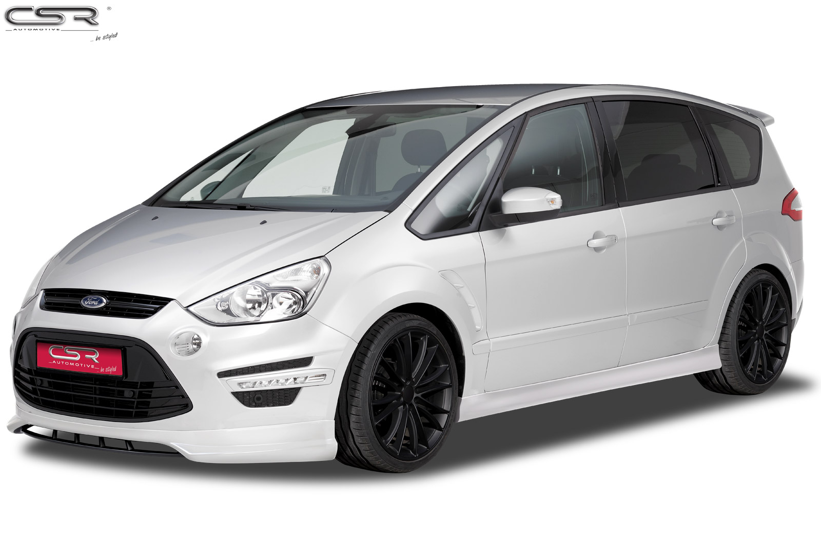 exteri r ford s max p edn spoiler fa222 csr tuning. Black Bedroom Furniture Sets. Home Design Ideas