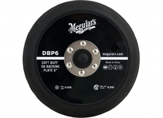 Meguiar's DA Polisher Backing Plate 6""