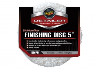Meguiar's DA Microfiber Finishing Disc 5""