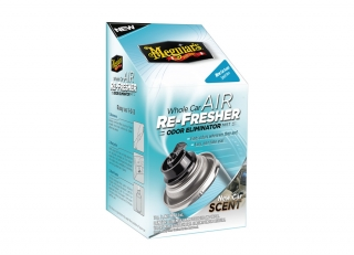 Meguiar's Air Re-Fresher Odor Eliminator - New Car Scent