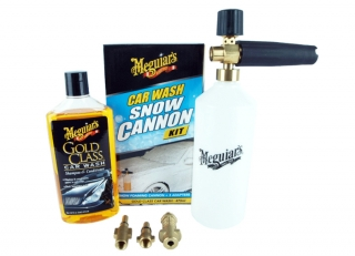 Meguiar's Car Wash Snow Cannon Kit - 473 ml