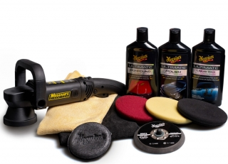 Meguiar's DA Ultimate Kit 5""